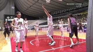 第79回皇后杯 全日本総合バスケットボール選手権大会 JXサンフラワーズ ...