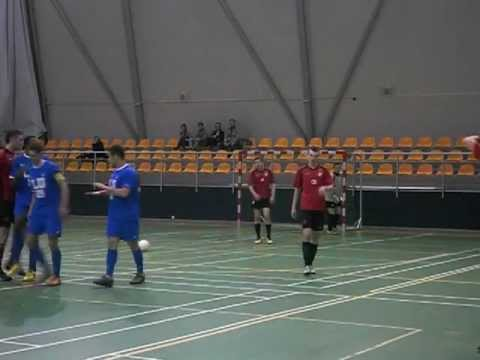 University of Latvia goals vs LLU
