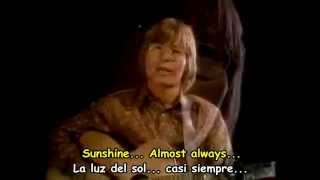 JOHN DENVER - SUNSHINE ON MY SHOULDERS - Subtitulos Español & Inglés