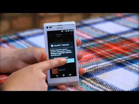 Выбор Sony Xperia L. Купить смартфон Сони Иксперия. Видео-обзор смартфона, характеристики.
