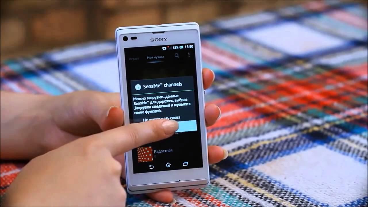Обзор Sony Xperia M4 Aqua - YouTube