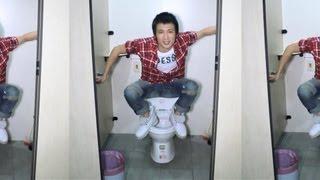 Asian Squat Toilets