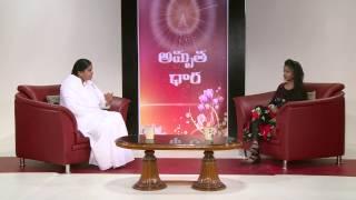 040 Prema yokka vastavika artham - BK Parvati - Amruthadhara Telugu