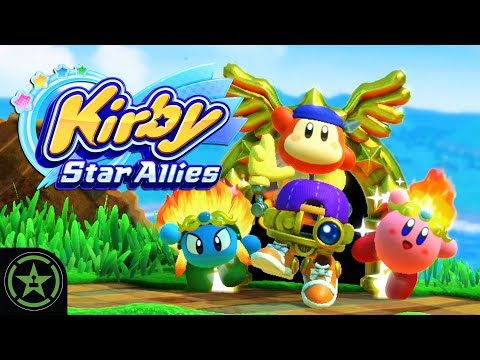 Let's Play - Kirby Star Allies