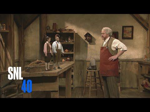 The Shoemaker & The Elves - SNL