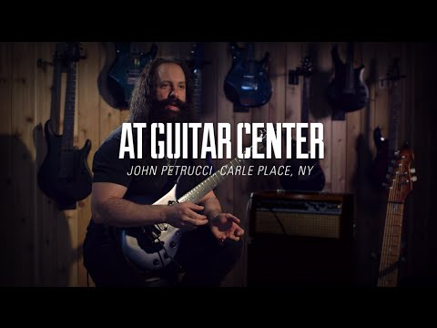 Dream Theater's John Petrucci At Guitar Center