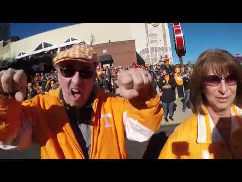 HISTORY WAS MADE (Music City Bowl 2016) - VLOG 008