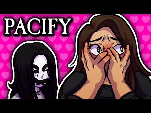 MY FIRST HORROR GAME! Pacify Secret Ending ft Bryce Games