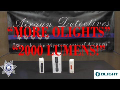 OLIGHT ODIN professional lighting tool