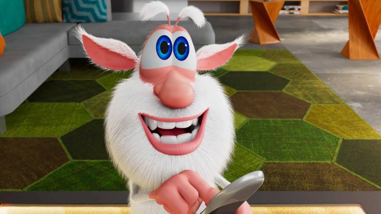 Буба - Самые смешные игры  😂 Смешной Мультфильм 2020  👍  Kedoo мультики для детей