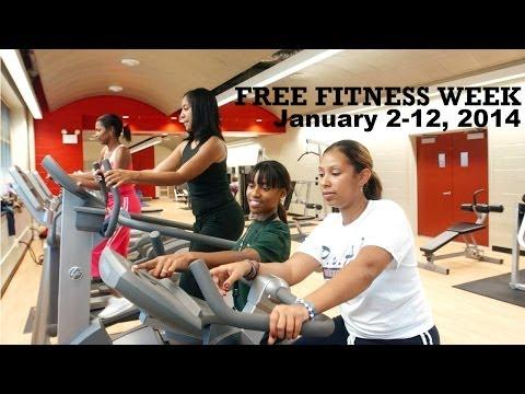 Chicago Park District Dec. 2013: Free Fitness Week