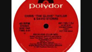 "Chris ""The Glove"" Taylor & David Storrs - Reckless CLUB MIX Rap by Ice-T"