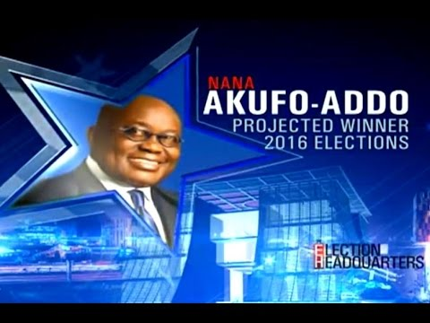 Joy News Predicts The Next President Elect Of Ghana, How?