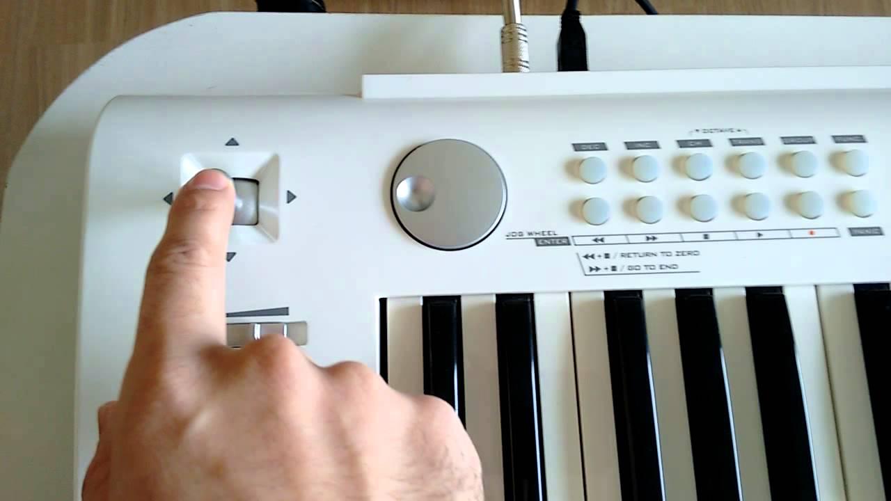 INFRASONIC M49 USB MIDI CONTROLLER WINDOWS 10 DRIVERS