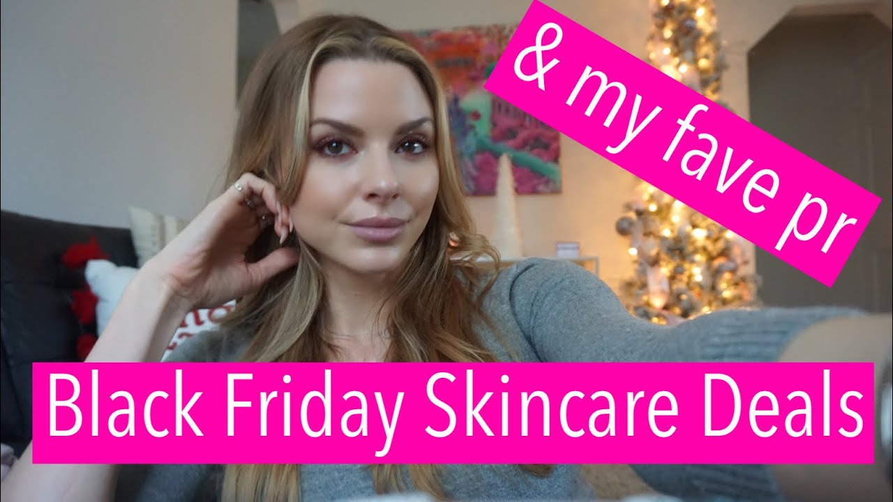 bauer beauty black friday deals, my favorite pr items and their black friday deals too🤩