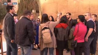 سانت كاترين وجهة السياحة الدينية