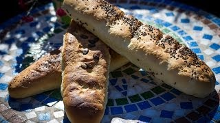 Quickie - BBCrew Sandwich Baguette Deutsches BBQ- und Grill-Rezept