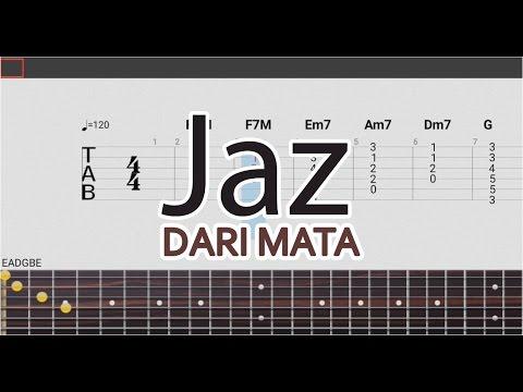 Dari Mata - Jaz Tab Guitar Pro