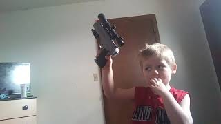 GUNSnPillows! #tslice🍕 #tonymacaroni #gunsafety #underyourpillow