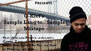5. G-Klef - Haters feat. Acis & Ms.Leeny and Bdubez of Brigada Music