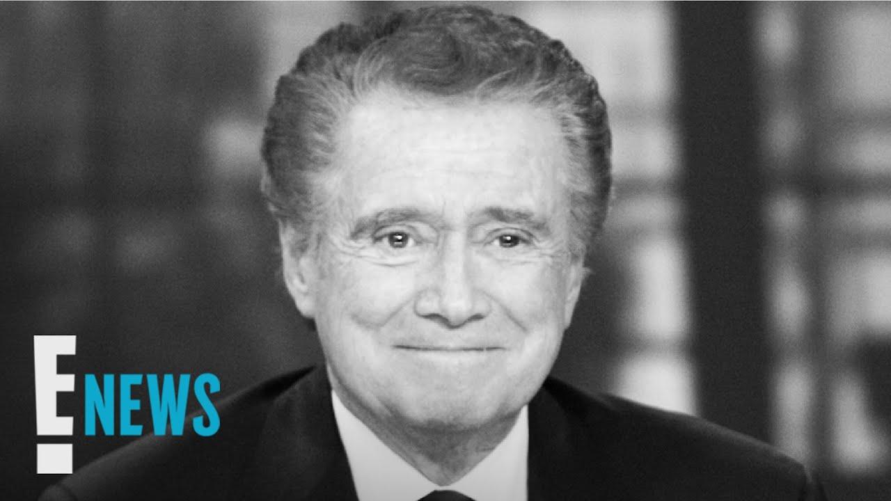 Legendary Television Host Regis Philbin Dead at 88 - YouTube