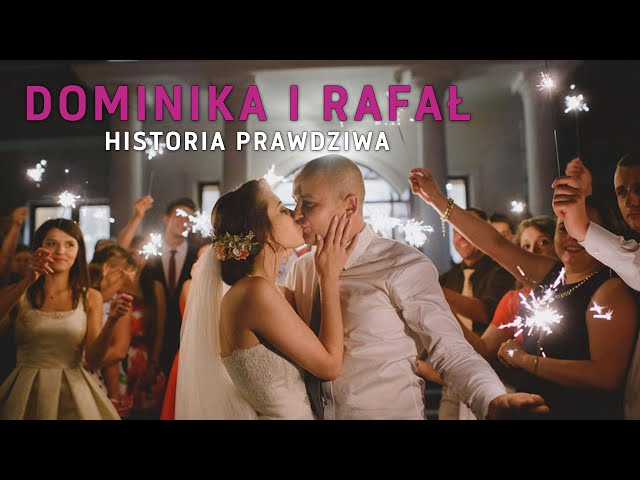 Dominika i Rafał - wszystko co chcieliście wiedzieć | Poradnik Ślubny | Mówię o ślubie