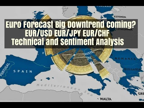 Euro Forecast EUR/USD EUR/JPY Big Down Trend Coming? Analysis 26/04
