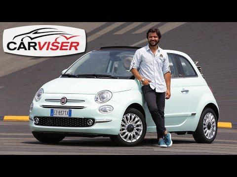 Yeni Fiat 500 Test Sürüşü