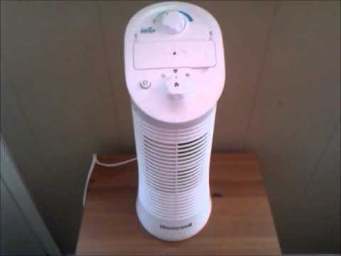 Honeywell with Febreze Freshness Cool Refresh Fan YouTube