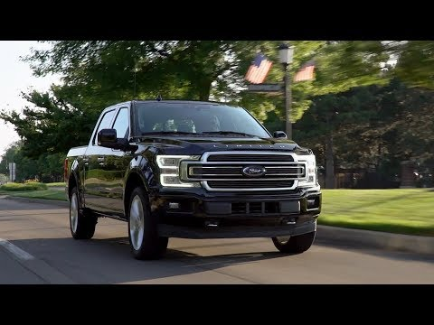 Ford F- Limited - Driving, Interior & Exterior