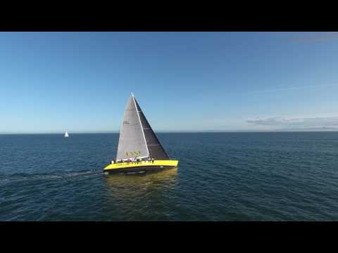 Yacht Racing in Santa Barbara