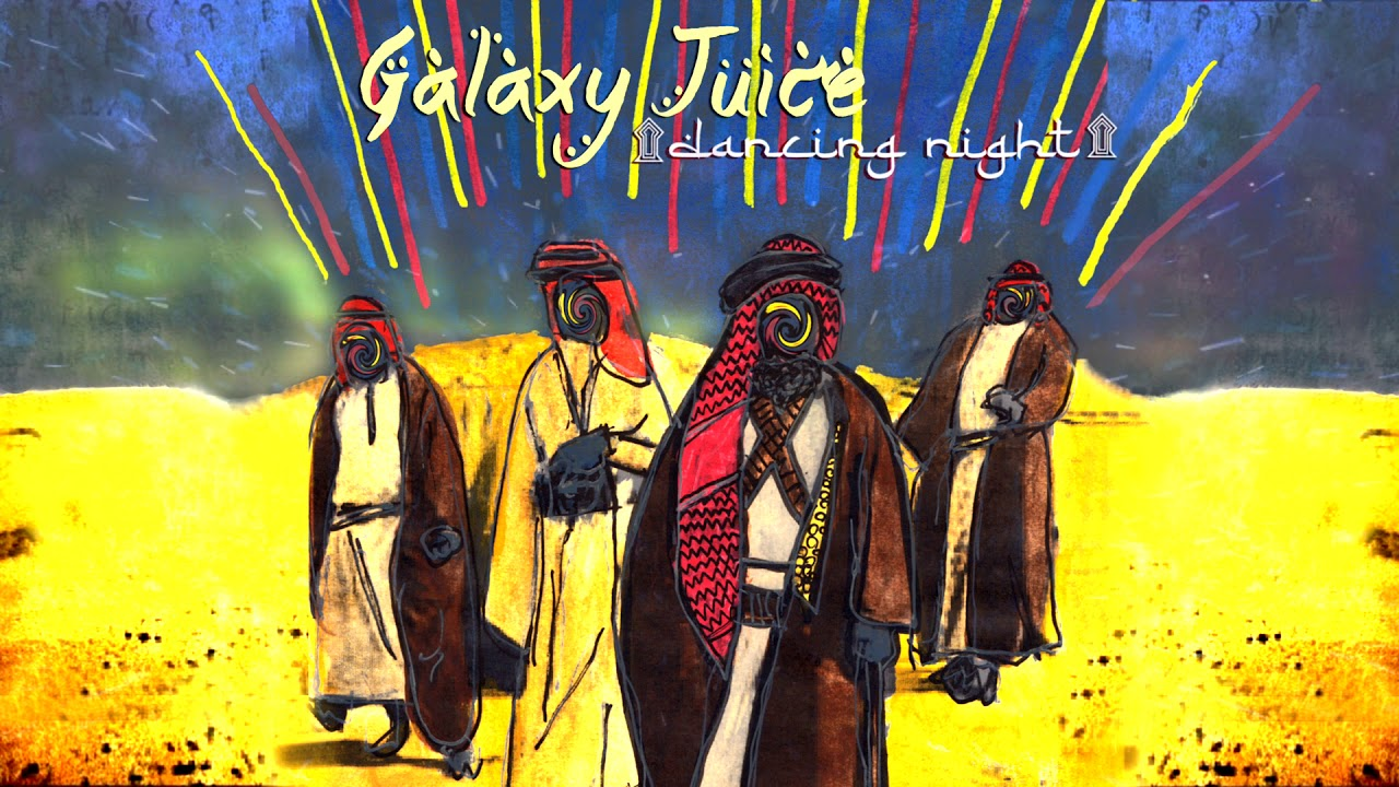 GALAXY JUICE BRING OUT THEIR KHALEEJI VIBES