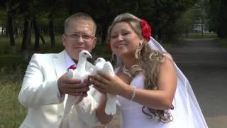 Свадьба  09 08 13. после Загса