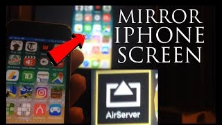 How to Mirror your iPhone to Xbox One
