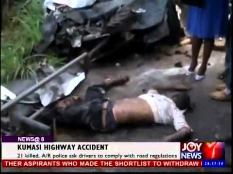 Kumasi Highway Accident