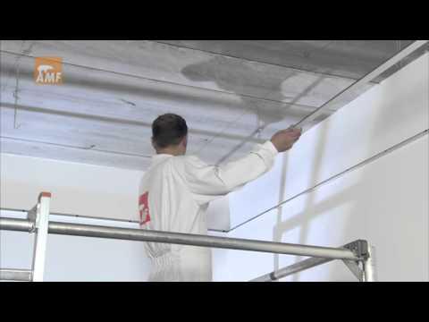 Knauf AMF Tavan Sistemleri - Açık Sistem Montaj Videosu