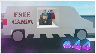 FREE CANDY?! I Kidnapping players in Roleplay Oasis I ROBLOX Exploiting #44