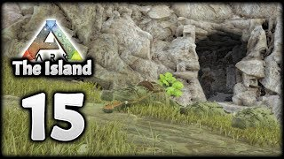 CAVING STEALTH MISSION WITH BUG REPELLENT | Let's Play ARK Survival Evolved: The Island | Episode 15