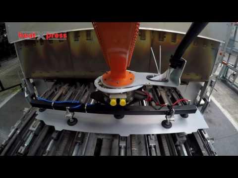 Aichelin heatXpress TEASER Press Hardening
