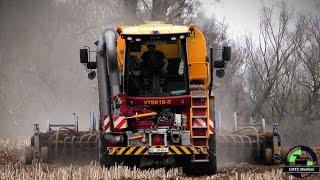 ( SPOT / Clip ) Vredo VT 5518-3  Dreiascher Selbstfahrer. Gülleausbringung 2016