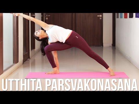 How to do Utthita Parsvakonasana (Extended Side Angle Pose)