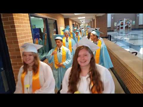 Lake Forest High School's 50th Graduation Ceremony