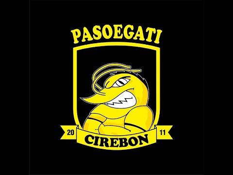 Aksi Pasoegati Suporter dari PSGJ CIREBON