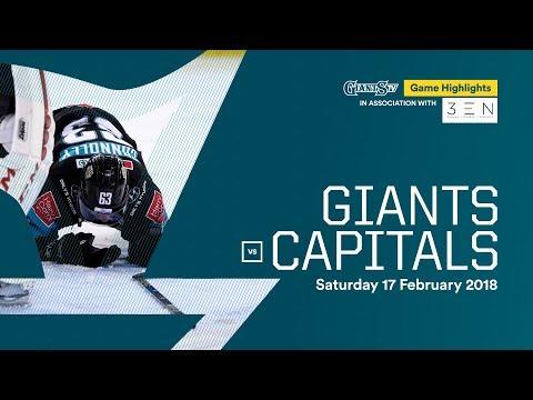 Highlights: Stena Line Belfast Giants vs Edinburgh Capitals