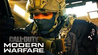 Call of Duty MODERN WARFARE Official 2v2 Alpha Trailer (Gamescom 2019)