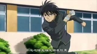 A song of the movie ~ kekkaishi ^^