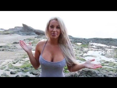 Laci Kays World: Beach Photo Shoot from YouTube · Duration:  3 minutes 5 seconds