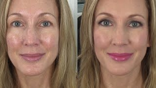 Anti Aging Natural Glam Makeup Tutorial Thumbnail