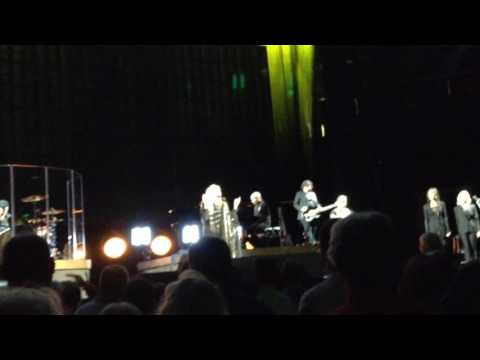 Stevie Nicks talks Stand Back and Prince - Columbia, SC 11/12/16
