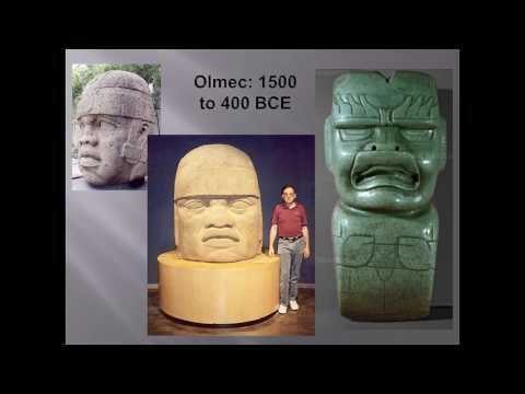 Introduction to art of the Americas